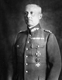 Werner Freiherr von Fritsch
