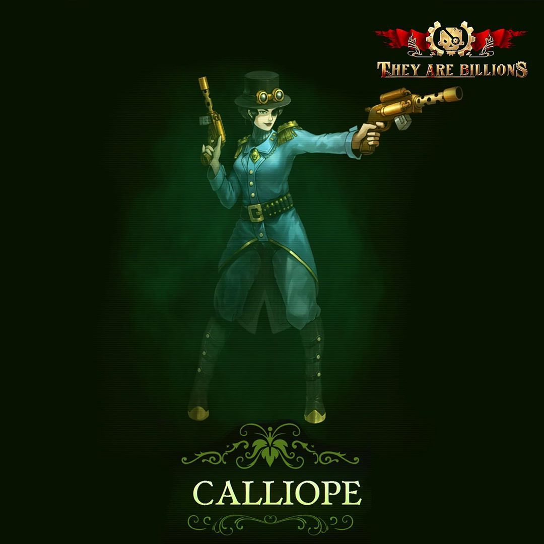 Calliope | They Are Billions Wiki | FANDOM powered by Wikia