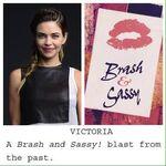 Brash&sassy