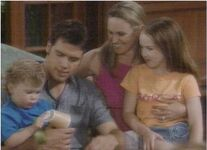 Shick family Cassie Noah Sharon Nick