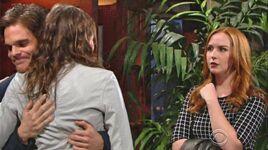 Mariah sees Kevin hug natalie
