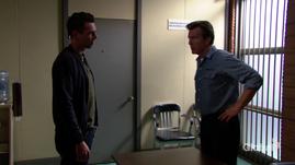 Billy visits Jack in jail