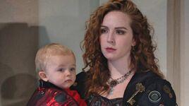 Baby Katherine & Mariah