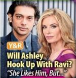 Ashley Ravi hook up
