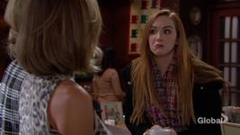 Mariah questions Phyllis liking Sharon