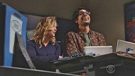 Ravi laughs Phyllis