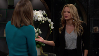 Summer argues with Phyllis