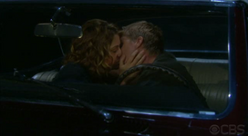 Mac and jt kiss