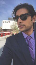 Ravi Shapur Abhi Sinha suit tie
