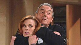 Victor strangles Phyllis