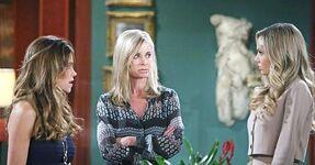 Ashley witnesses Vicky vs Abby
