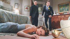 Chelsea unconscious