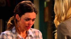 Victoria blames herself for Delia's death
