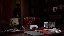 JT enters Victor's office