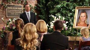 Nick Gets Emotional At Sage's Funeral