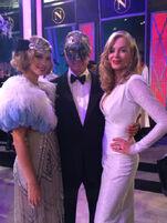 Abby, Victor, Ashley