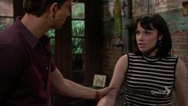 Tessa scared of Zack