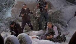 Winters plane crash
