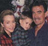 Victor & Hope with their son