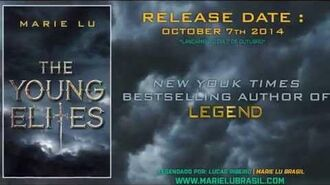 Book Trailer - The Young Elites Marie Lu