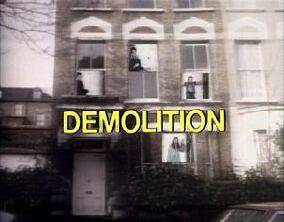 Demolition Title