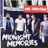 Midnight Memories (album)/Editions#Standard_edition