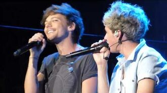 One Direction - Over Again - FRONT ROW - Staples Center, Los Angeles - 8.9