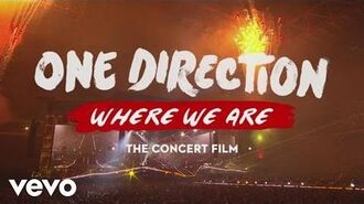 One Direction - Where We Are (Concert Film Extended Trailer)