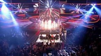 One Direction sing Summer of '69 - The X Factor Live show 8 (Full Version)