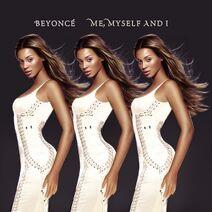 Beyonce - Me, Myself And I single cover