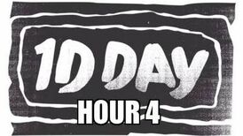 One Direction - 1DDAY HOUR 4