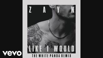 ZAYN - LIKE I WOULD (The White Panda Remix) -Audio-