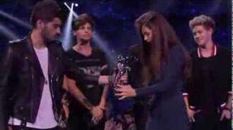 One Direction's MTV VMAs 2013