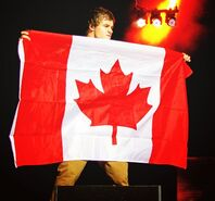 Liam - Canadian Flag