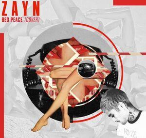 Zayn-bed-peace