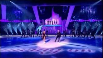 One Direction - What Makes You Beautiful on Dancing on Ice