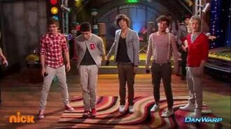 "Dan Schneider - ""iCarly"" - ""iGo One Direction"" - What Makes You Beautiful"