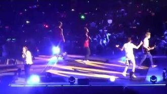 ONE DIRECTION LIVE 2015.02