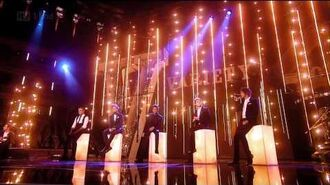One Direction - The Royal Variety Performance 2012 HD