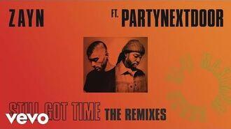 ZAYN - Still Got Time (Team Salut Remix) -Audio- ft