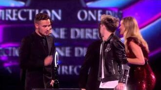 One Direction win BRITs Global Success Award - BRITs Acceptance Speeches