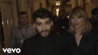 I Don't Wanna Live Forever (Fifty Shades Darker) (Behind The Scenes - Zayn & Taylor)
