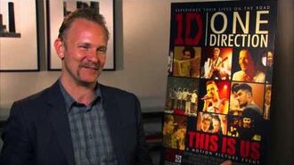One Direction- This is Us - Morgan Spurlock Interview