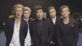 KCA 2014- One Direction clean up at Kids' Choice Awards