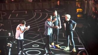 One Direction - Act My Age OTRA Sheffield 31.10
