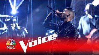 """Zayn- """"Like I Would"""" - The Voice 2016"""