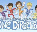 The Adventurous Adventures of One Direction
