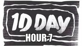 One Direction - 1DDAY HOUR 7