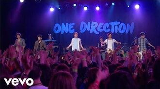 One Direction - Up All Night (VEVO LIFT)