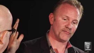 "Morgan Spurlock Q&A- ""One Direction- This Is Us"""
